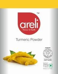 Areli Sangli Turmeric Turmeric Powder, Packaging Type: Packets, Packaging Size: 200 g