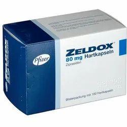 Zeldox 80 mg