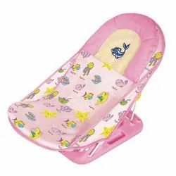 Joginder Agencies Plastic Deluxe Baby Bather, Packaging Type: Poly Bag, 1-2 Years