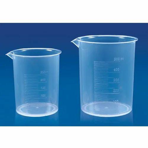 Polypropylene Polylab Beakers, Capacity: 2000 Ml