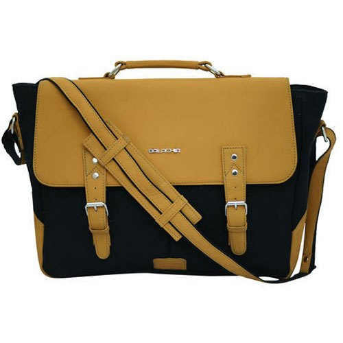 Men Canvas Laptop Bag Women Briefcase Sleeve Cases