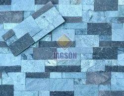 Grey Stacked Stone