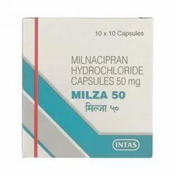 Milnacipran 25/50 Tablets
