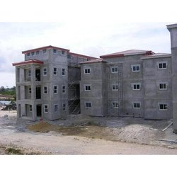 Concrete School Building Construction Service, in Local