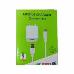 ERD 2 Amp Micro USB Mobile Charger