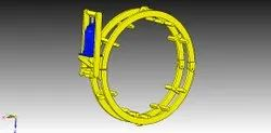 hydraulic external pipe clamp