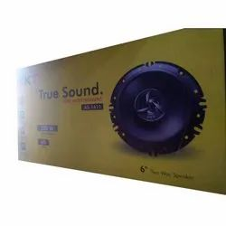 AKT 330W Two Way Car Speakers, 330 Watt