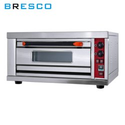 Bresco Electric Pizza Oven with Stone