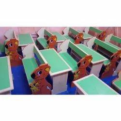 Play School Desk Set