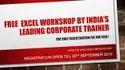 Classroom Free Excel Workshop