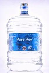 Pure Pey 1 Litter Water Bottle, Packaging Size: Single Unit, Packaging Type: Jar