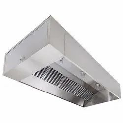 SS Kitchen Exhaust Hood