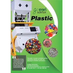 Hdpe Plastic Color Sortex Machine