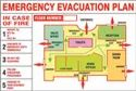 Fire Evacuation Route Plan
