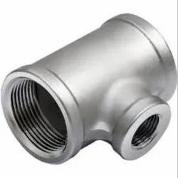 Mild Steel Pipe Fitting Investment Casting