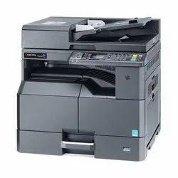 Colored Kyocera Multifunction printer, Laserjet