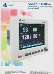 Pulse Oximeter with NIBP A B M