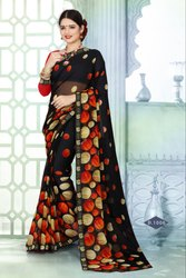 Catalog Printed Saree