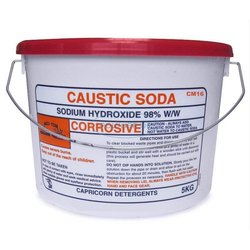 FMCS Certification For Caustic Soda