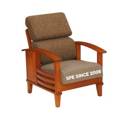 Rubber Wood Sofa Chair