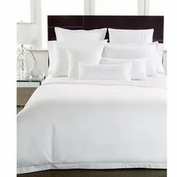 Soft On Hotel Bed Sheet