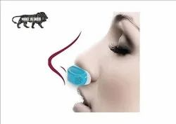 2 In 1 Silicone Magnetic Anti Snore Nose Clip