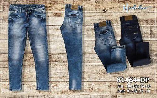 249364a68 Men  s Denim Polo Fit Jeans