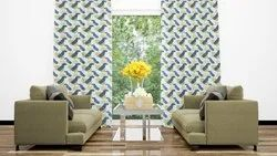 Anjaneya Woven Curtains, Size: 140x240cm