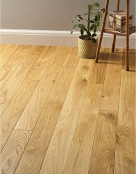Solid Wooden Floor