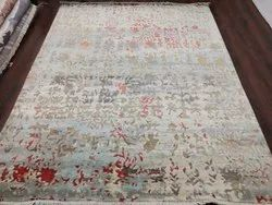 Handwoven Wool Oriental Hand Knotted Carpet/ Hnad knotted Morden carpet