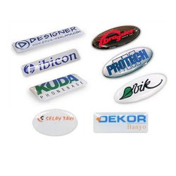 Epoxy Sticker