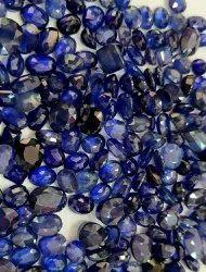 Natural Bangkok Blue Sapphire
