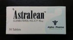 Astralean Clenbuterol Tablets