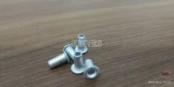 No. 4090 Aluminium Eyelets Polished