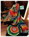 Multicolor Women Saree Mur001