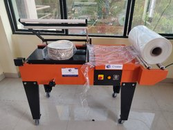 Manual L Sealer Manual Indian Make Createc Pack for Shrink Wrapping