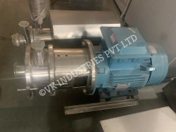 Starch Dispersion In-line mixer/homogeniser