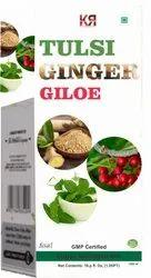Tulsi Ginger Giloe Juice