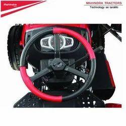PU Red, Black Mahindra Tractor Steering Grip, Packaging Type: Packet