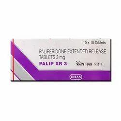 Paliperidone Extended Release Tablet