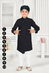 Satan Fabrics Indian Kids Wear