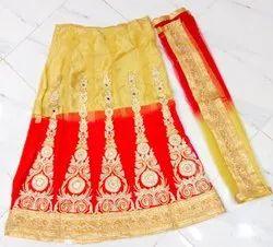 Net Chniya Choli, Size: Full