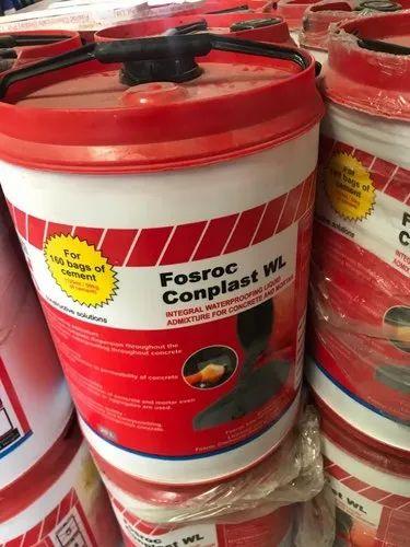 Fosroc Conplast WL