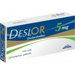 Deslor Tablet 5 mg