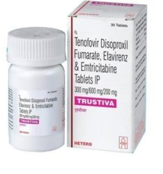 Emtricitabine Tenofovir Efavirenz/TRUSTIVA