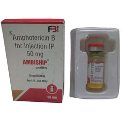 Amphotericin B For Injection IP 50 mg