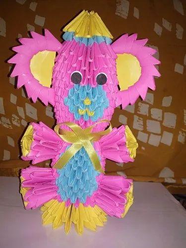 3D Origami Fun!: Stephanie Martyn: 9781440590313 - Christianbook.com | 500x375