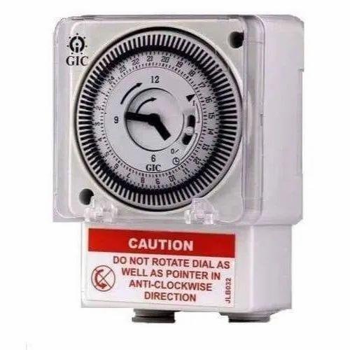 GIC Timer Switch, Model Number: Jlb032