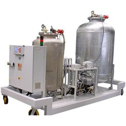 Ms (tank Material) Bulk Emulsion Mixing Unit, Capacity: 1000 Litres Per Day