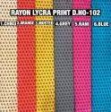 Rayon Lycra Print Fabric
